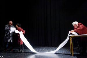 Tourbillon de la grande soif Théâtre des quatre saisons Narbonne